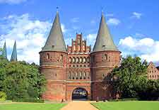 Lubeck Travel Guide and Tourist Information Lubeck Schleswig
