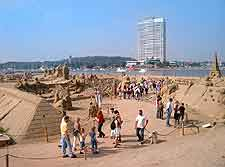 Photo of sandworld at Travemunde resort