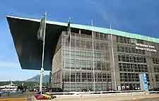 Photo of the Art Museum (Kunst und Kongresshaus)