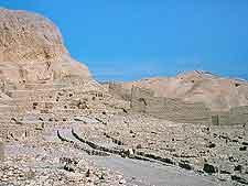 Image of the Deir el-Medina (Artisan Village)