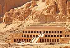 Picture of the Hatshepsut Temple