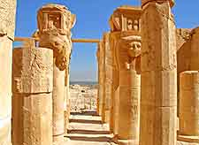 Further photo of the Hatshepsut Temple