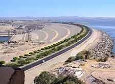 Picture of the Aswan Dam