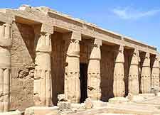 Photo of the Temple of the Seti 1