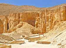 Valley of the Kings scene