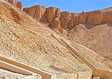 Image showing the West Bank's Valley of Kings