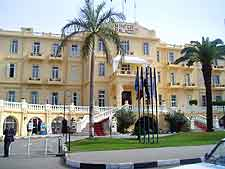 Picture of the Sofitel Winter Palace Hotel