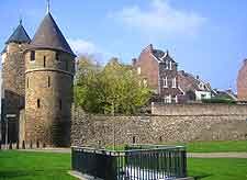 Image of medieval City Walls