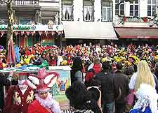Picture of seasonal carnival celebrations