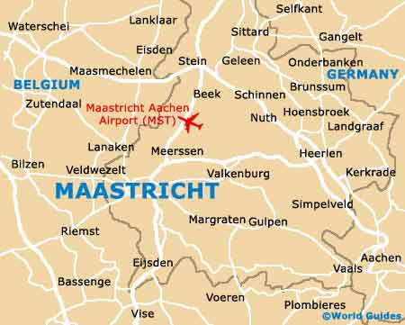 Small Maastricht Map
