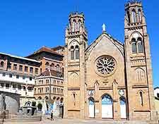 Andohalo Cathedral image, Antananarivo