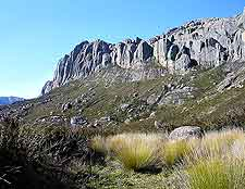 Different view of Andringitra National Park (Parc National d'Andringitra)