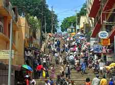 Picture of Antananarivo city centre