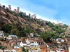 Antananarivo view