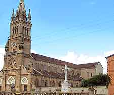 Antsirabe cathedral picture