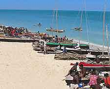 Madagascar beachfront image