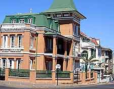 Photo of the popular Villa Vanille, on the Rue Radama Place, Antananarivo