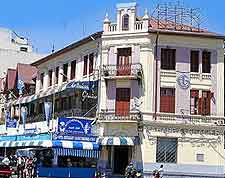 Picture of lodging along the Avenue d'Independence, Antananarivo