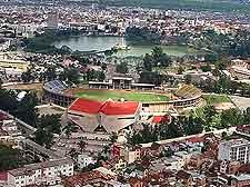 Image showing the Antananarivo Mahamasina Municipal Stadium (Stade Municipal de Mahamasina)