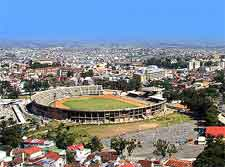 Picture of the Mahamasina Municipal Stadium in Antananarivo