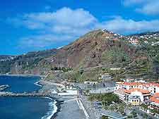 Image of the Praia da Ribeira Brava
