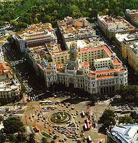 Madrid Information and Tourism