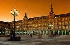 Madrid Plazas