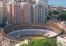 Image of Malaga's La Malagueta Bullring