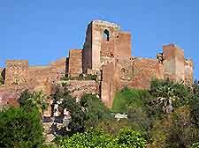 Photo of Malaga's La Alcazaba