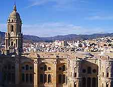 Image of Malaga's Cathedral