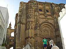 Photo of Iglesia de San Pedro in central Malaga