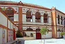 Picture of Malaga's Antonio Ordonez Bullfighting Museum