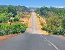 Photo of Blantyre to Llilongwe road