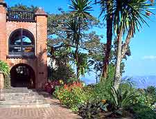 Image of the Sunbird Ku Chawe Inn, Zomba Plateau