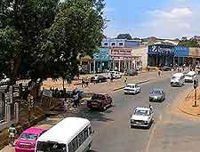 Lilongwe traffic picture