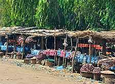 Roadside market photograph
