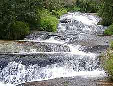 Zomba Plateau waterfalls picture