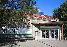 Photo of the Konsthall (Fine Art Museum)