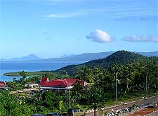 Photo of the northerly province of Halmahera Tengah, by A. Rabin