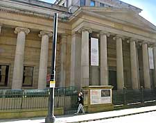 Image of the Manchester Art Gallery