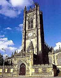 Manchester Churches