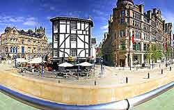 Manchester Tourist Attractions