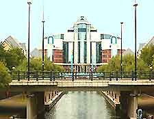 Photo of the Salford Quays