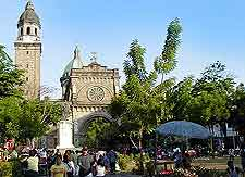 Manila Cathedral photograph