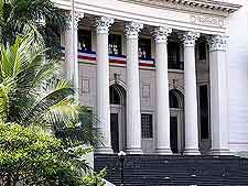 National Museum of the Philippines photograph