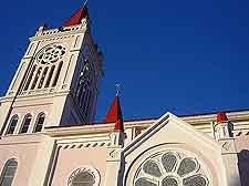 Baguio church photograph