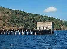 Corregidor Island view