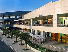 Photo of the Mall of Asia (MOA) in Bay City