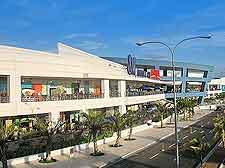 Picture of nearby Bay City's Mall of Asia (MOA)
