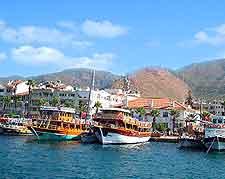 Photo of local Marmaris harbour